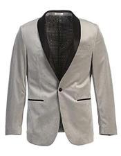 Tuxedo Velvet Slim Fit