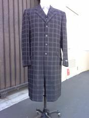 Four Button Zoot Suit