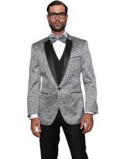 Floral Suit & Tuxedo