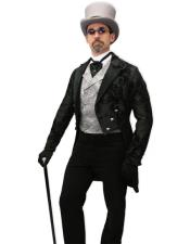 Steampunk Suit Outfit Costumes