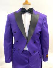 Steampunk Suit Purple ~