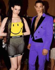 Costumes Purple Steampunk Suit