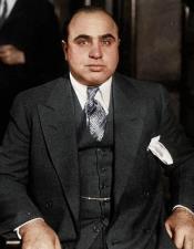Capone Suit + Vest
