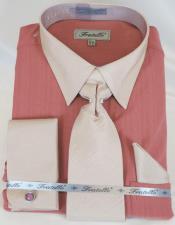Cuff Dress Rose Multi