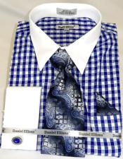 Gingham Plaid Colorful mens