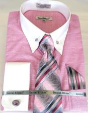 Colorful Mens Dress Shirt