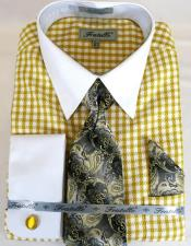 Colorful Houndstooth mens Dress