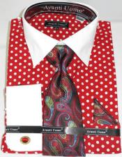 Poka Dot Colorful Mens
