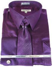 Colorful Velvet Satin Shirt