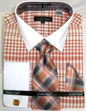 Spread solid Collar White