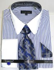 Banker Spread solid Collar