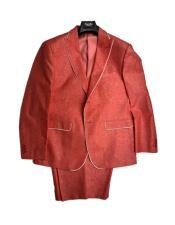 Lapel Jacket and Pants