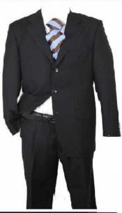 button jacket model with