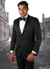 Slim Fit Prom Suit