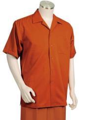 Textured Short Sleeve 2pc