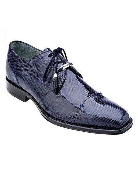 Karmelo Genuine Lizard Shoes