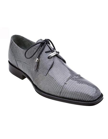 Lizard Belvedere Karmelo Shoes