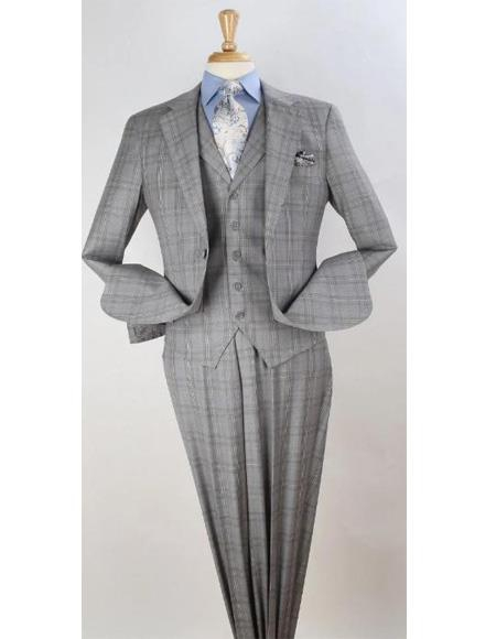 King Suit Mens 3pc
