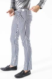 design Mens Pants Checked-