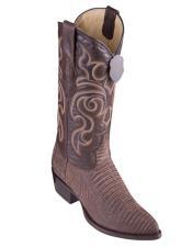 Teju Sanded Brown Cowboy