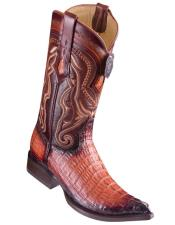 Altos Cowboy Boots Pointed