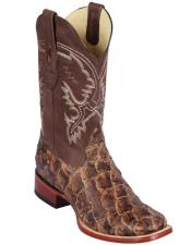 Altos Pirarucu Cowboy Boots