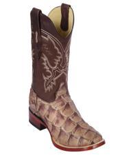 Botas De Pescado Cowboy