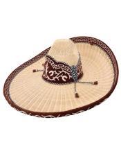 Almendra - Sombrero Charro