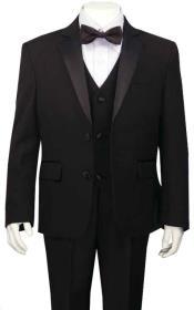 Husky Tuxedo Black