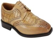 Any Size Colors $49UP Camel ~ Mustard Antonio Cerrelli mens Shoes