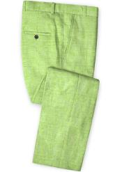 Front Spring Green mens