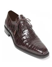 Mens Crocodile Brown Anderson