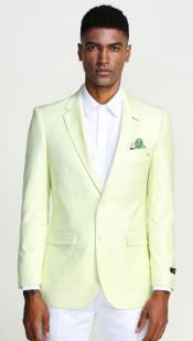 Green Blazer - Light