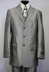 Button Suit - mens