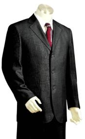 3 Button Suit -