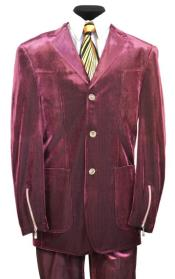 Button Suit  -