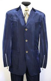 Button Suit - mens
