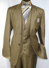 mens Light Brown Style
