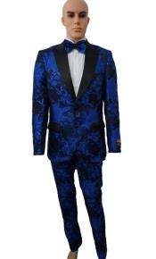 Floral Suits Coming November