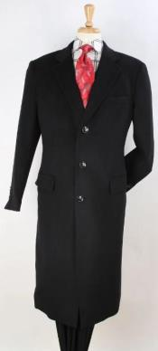 Plaid 100% Wool Overcoat