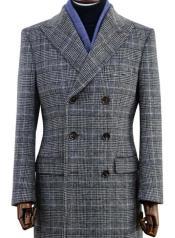 Wool Glen Plaid Double
