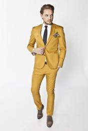 2 Button Double Breasted Peak Lapel Suit Alberto Nardoni Coming Soon