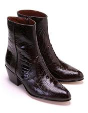 Altos Short Cowboy Boot