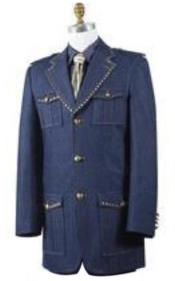 Denim blazer - Sport