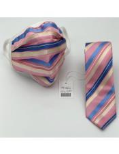 Tie Set Pink ~