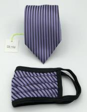 Tie Set Lavender And