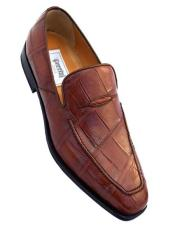 Cognac Brown Color Italian