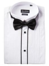 Tuxedo Shirt - Available