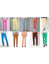 Dark Color Pants For