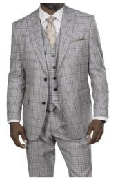 Steve Harvey Suits Light